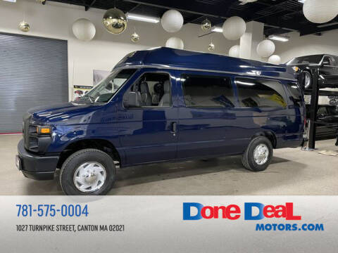 2009 Ford E-Series Cargo for sale at DONE DEAL MOTORS in Canton MA