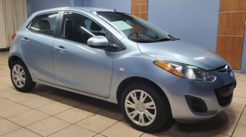 2013 Mazda MAZDA2 for sale at Adams Auto Group Inc. in Charlotte NC