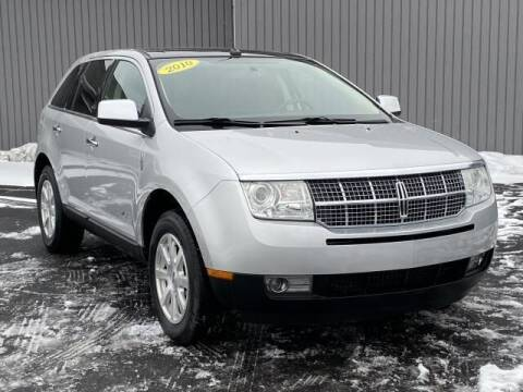 2010 Lincoln MKX for sale at Bankruptcy Auto Loans Now - powered by Semaj in Brighton MI