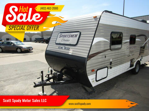 2018 KZ INC. SPORTSMAN for sale at Scott Spady Motor Sales LLC in Hastings NE