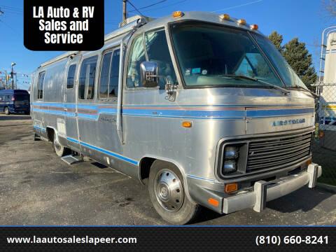 1981 Airstream Excella 28' for sale at LA Auto & RV Sales and Service in Lapeer MI