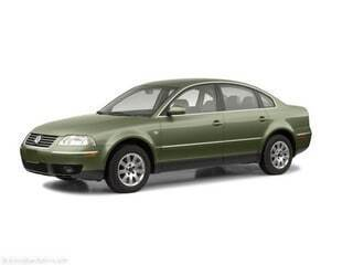 2002 Volkswagen Passat for sale at Winchester Mitsubishi in Winchester VA