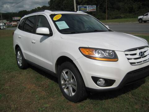 2011 Hyundai Santa Fe for sale at Carland Enterprise Inc in Marietta GA