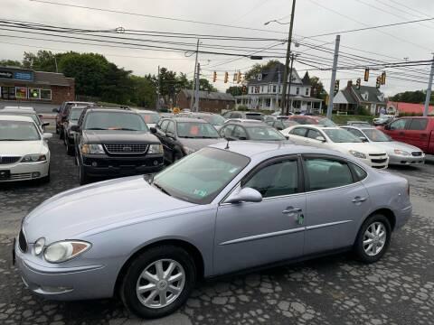 2005 Buick LaCrosse for sale at Masic Motors, Inc. in Harrisburg PA
