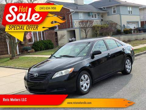 2009 Toyota Camry for sale at Reis Motors LLC in Lawrence NY