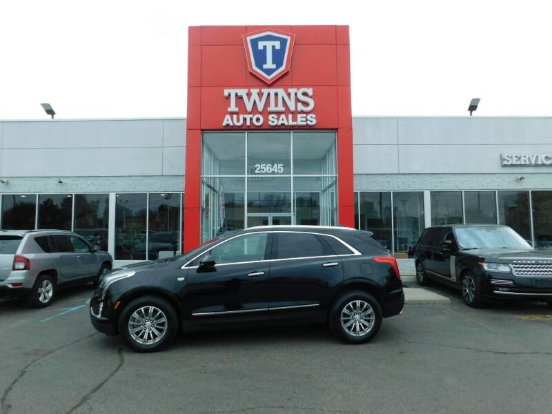 2019 Cadillac XT5 for sale at Twins Auto Sales Inc Redford 1 in Redford MI