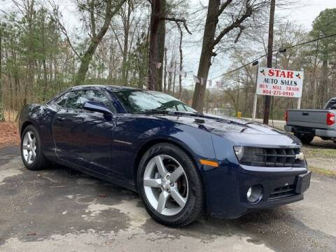 2011 Chevrolet Camaro for sale at Star Auto Sales in Richmond VA