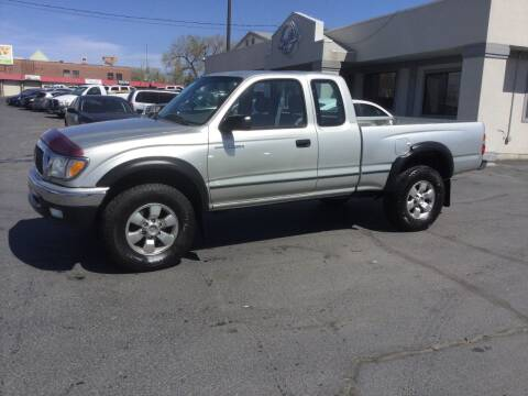 2003 Toyota Tacoma for sale at Beutler Auto Sales in Clearfield UT