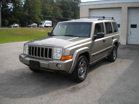 2006 Jeep Commander for sale at Route 111 Auto Sales in Hampstead NH