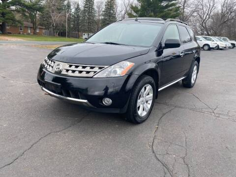 2007 Nissan Murano for sale at Northstar Auto Sales LLC in Ham Lake MN