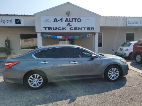 2017 Nissan Altima for sale at A-1 AUTO AND TRUCK CENTER in Memphis TN