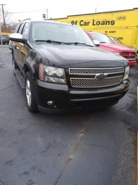 2008 Chevrolet Tahoe for sale at Cj king of car loans/JJ's Best Auto Sales in Troy MI
