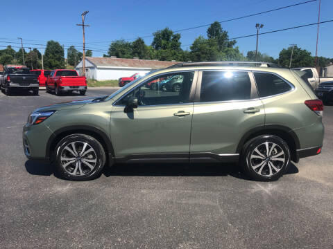 2019 Subaru Forester for sale at Singer Auto Sales in Caldwell OH