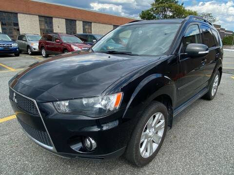 2011 Mitsubishi Outlander for sale at MAGIC AUTO SALES - Magic Auto Prestige in South Hackensack NJ