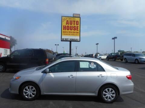 2011 Toyota Corolla for sale at AUTO HOUSE WAUKESHA in Waukesha WI
