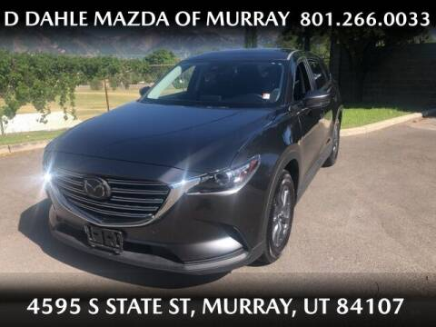 2020 Mazda CX-9 for sale at D DAHLE MAZDA OF MURRAY in Salt Lake City UT