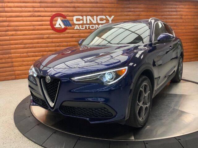 2018 Alfa Romeo Stelvio for sale in Fairfield, OH