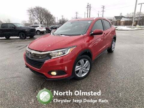 2019 Honda HR-V for sale at North Olmsted Chrysler Jeep Dodge Ram in North Olmsted OH