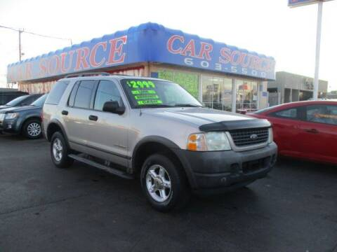 2004 Ford Explorer for sale at CAR SOURCE OKC in Oklahoma City OK