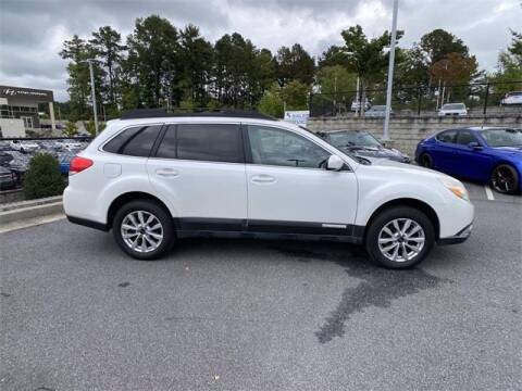 2011 Subaru Outback for sale at CU Carfinders in Norcross GA