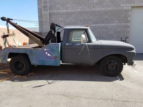 1963 Ford F-350 Super Duty for sale at Classic Car Deals in Cadillac MI