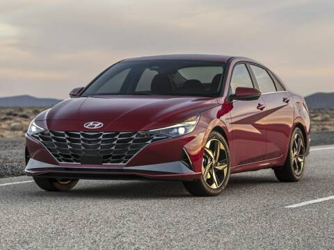 2021 Hyundai Elantra for sale at Metairie Preowned Superstore in Metairie LA