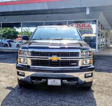 2014 Chevrolet Silverado 1500 for sale at Carz Unlimited in Richmond VA