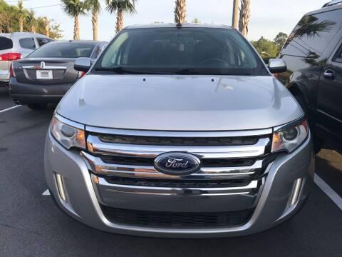 2013 Ford Edge for sale at Gulf Financial Solutions Inc DBA GFS Autos in Panama City Beach FL