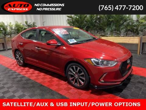 2017 Hyundai Elantra for sale at Auto Express in Lafayette IN