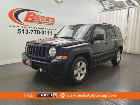 2014 Jeep Patriot for sale at Becks Auto Group in Mason OH