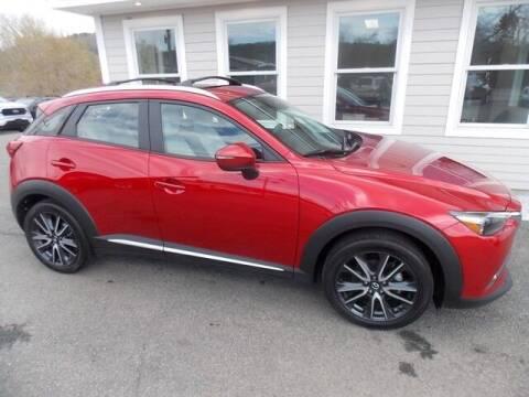 2018 Mazda CX-3 for sale at Bachettis Auto Sales in Sheffield MA