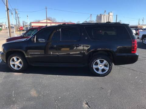 2010 Chevrolet Suburban for sale at Westok Auto Leasing in Weatherford OK