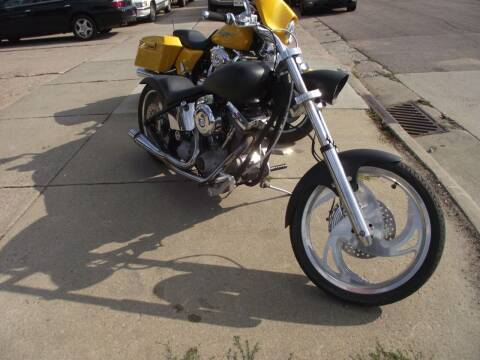 2004 Custom Chopper for sale at World Wide Automotive in Sioux Falls SD