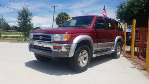 1997 Toyota 4Runner for sale at GP Auto Connection Group in Haines City FL