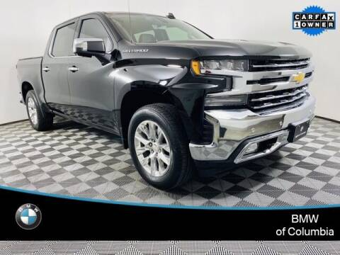 2020 Chevrolet Silverado 1500 for sale at Preowned of Columbia in Columbia MO