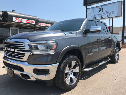 2019 RAM Ram Pickup 1500 for sale at NORRIS AUTO SALES in Oklahoma City OK