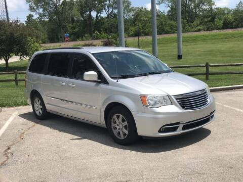 2011 Chrysler Town and Country for sale at Auto Worlds LLC in Merriam KS