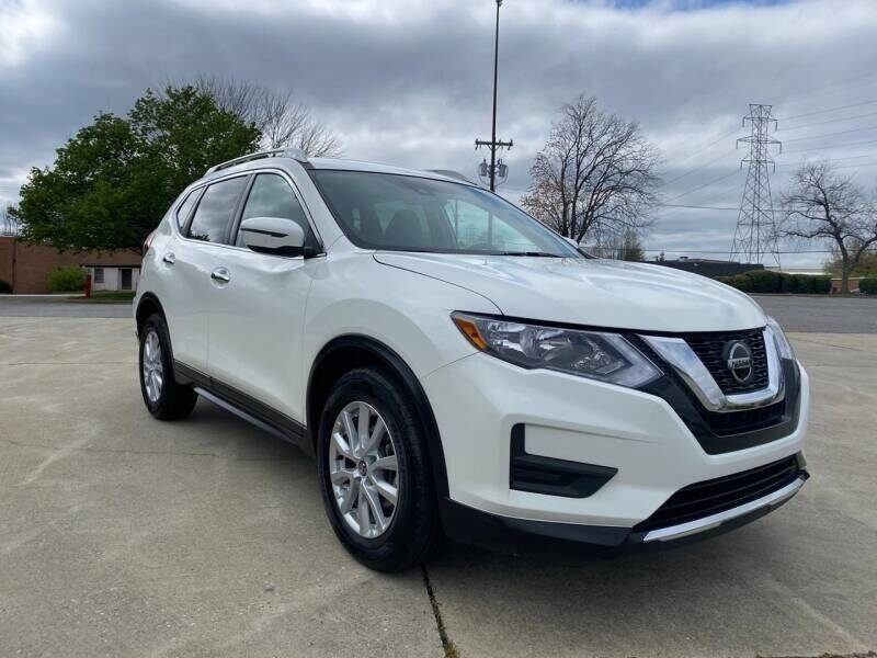2020 Nissan Rogue for sale at Pleasant Auto Group in Chantilly VA