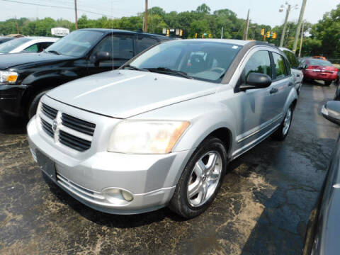 2007 Dodge Caliber for sale at WOOD MOTOR COMPANY in Madison TN