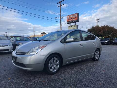2005 Toyota Prius for sale at Autohaus of Greensboro in Greensboro NC