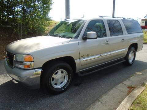 2004 GMC Yukon XL for sale at Atlanta Auto Max in Norcross GA