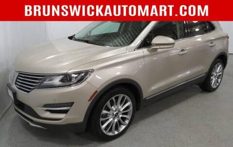 2017 Lincoln MKC for sale at Brunswick Auto Mart in Brunswick OH