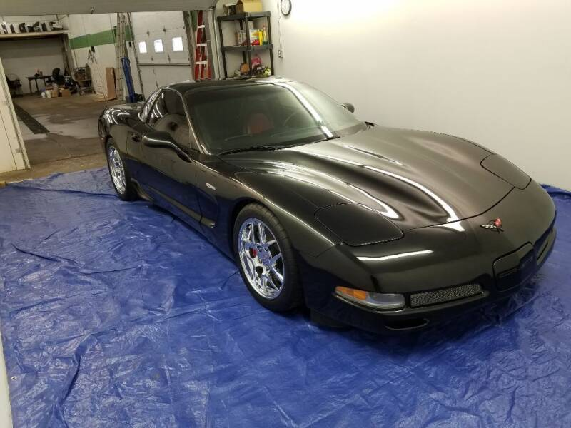 2004 Chevrolet Corvette Z06 2dr Coupe - Eastlake OH