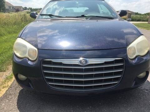 2006 Chrysler Sebring for sale at Nice Cars in Pleasant Hill MO