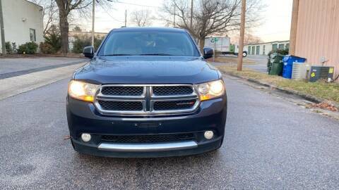 2013 Dodge Durango for sale at Horizon Auto Sales in Raleigh NC