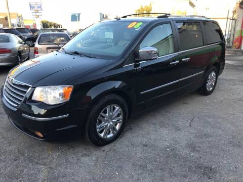 2008 Chrysler Town and Country for sale at Diamond Auto Sales in Milwaukee WI