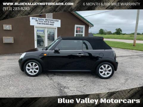 2010 MINI Cooper for sale at Blue Valley Motorcars in Stilwell KS