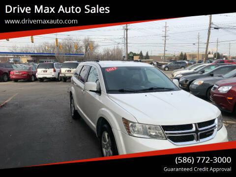 2012 Dodge Journey for sale at Drive Max Auto Sales in Warren MI