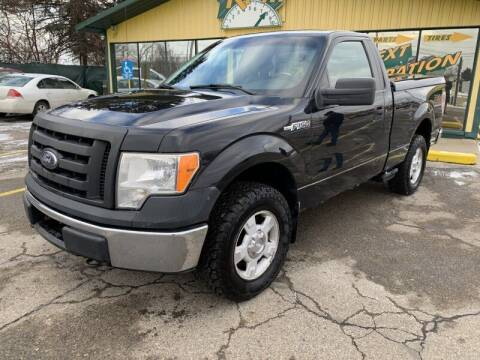 2010 Ford F-150 for sale at RPM AUTO SALES in Lansing MI