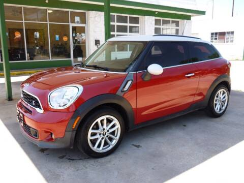 2015 MINI Paceman for sale at Auto Outlet Inc. in Houston TX
